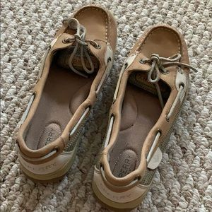 Sperry Top Sider Tan AngelFish